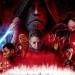 """「スター・ウォーズ 最後のジェダイ」""""STARWARS The Last Jedi""""(2017)"""