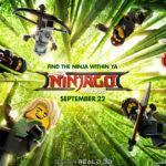 """「レゴ ニンジャゴー ザ・ムービー」""""The Lego Ninjago Movie""""(2017)"""