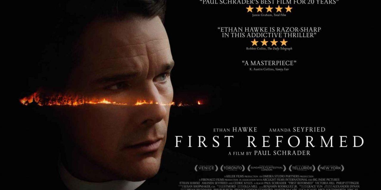 """「魂のゆくえ」""""First Reformed""""(2017)"""