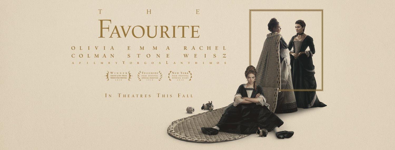 """「女王陛下のお気に入り」""""The Favourite""""(2018)"""