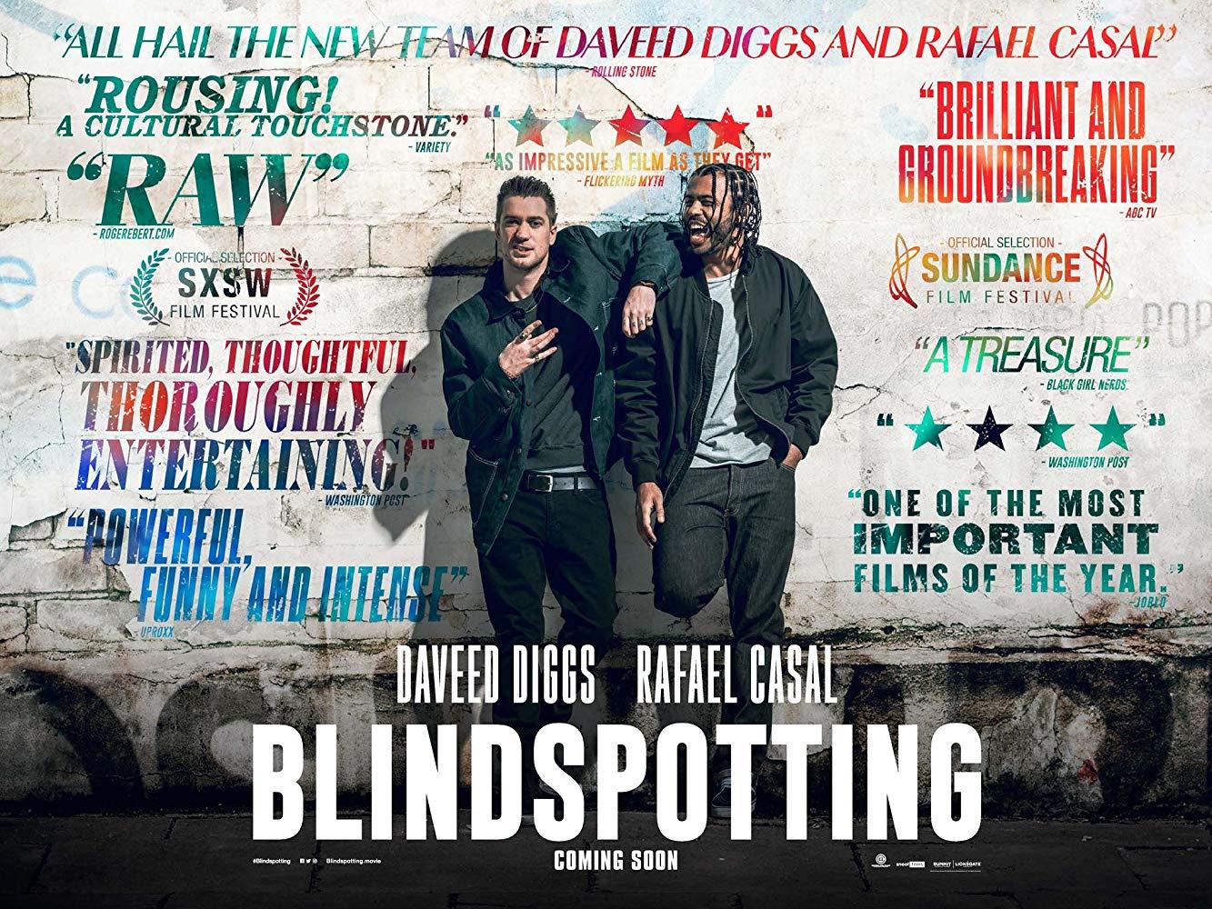 """「ブラインドスポッティング」""""Blindspotting""""(2018)"""