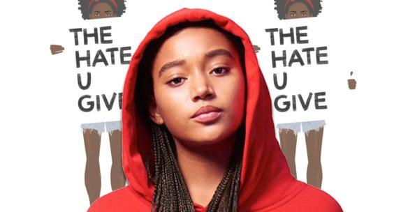 """「ヘイト・ユー・ギブ」""""The Hate U Give""""(2018)"""