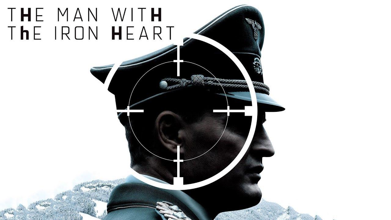 """「ナチス第三の男」""""The Man with Iron Heart""""(2017)"""