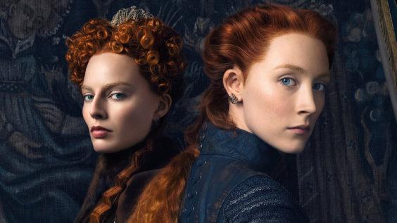 """「ふたりの女王、メアリーとエリザベス」""""Mary Queen of Scots""""(2018)"""