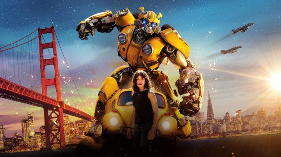 """「バンブルビー」""""Bumblebee""""(2018)"""