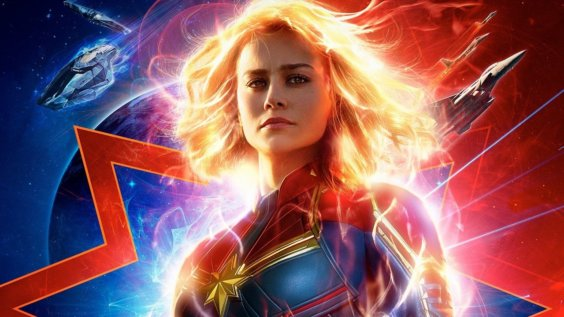 """「キャプテン・マーベル」""""Captain Marvel""""(2019)"""