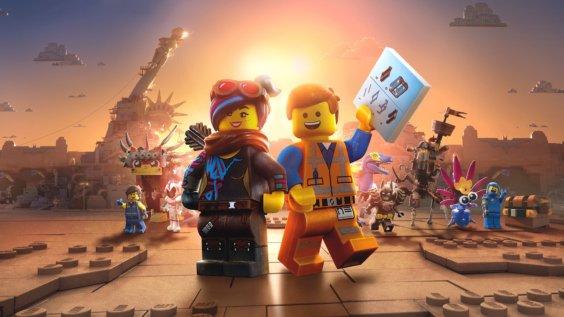 """「レゴ®ムービー2」""""LEGO Movie 2: The Second Part""""(2019)"""