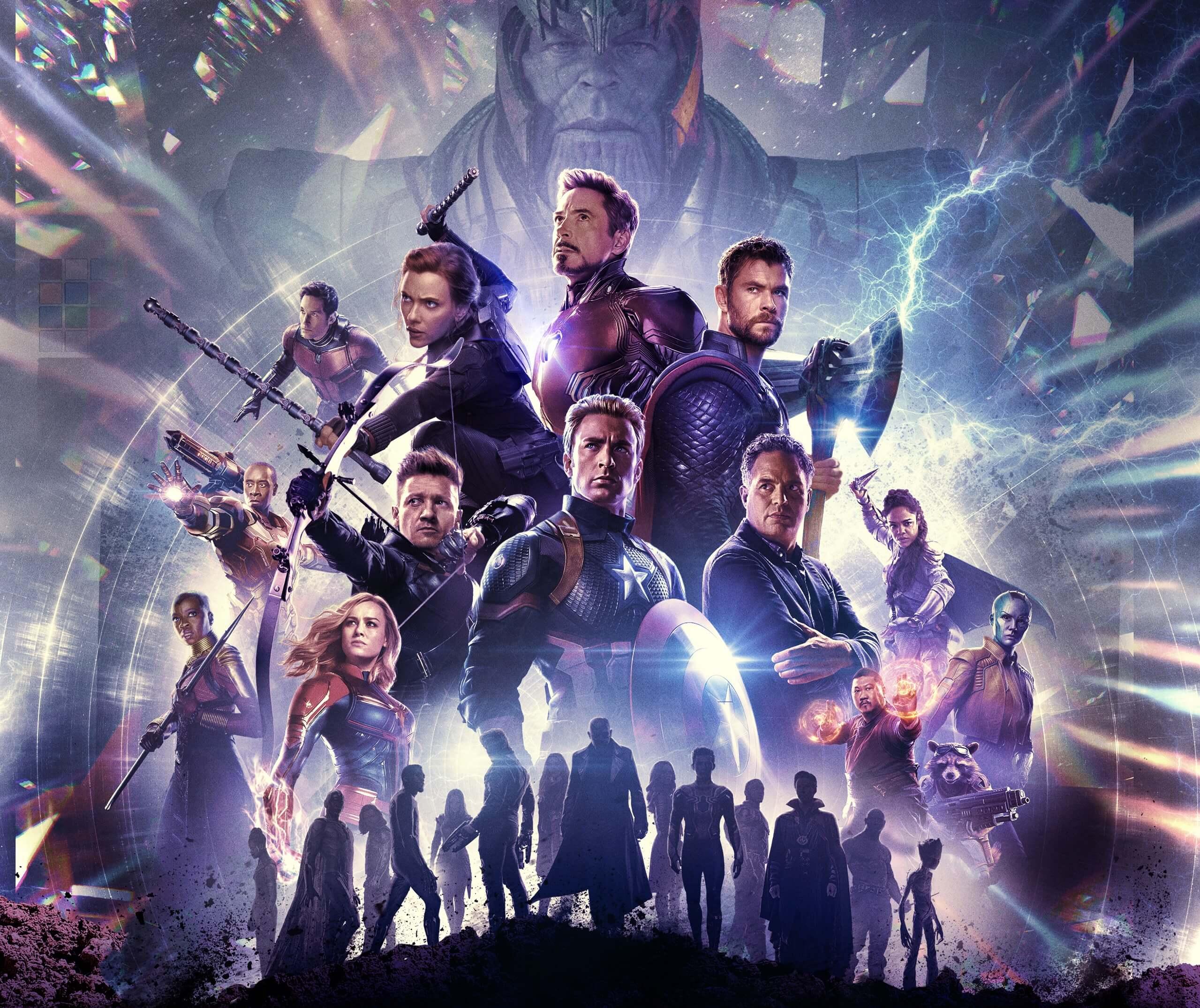 アベンジャーズ エンドゲーム 2019 映画レビュー Cinema Mode