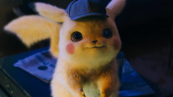 """「名探偵ピカチュウ」""""Pokémon Detective Pikachu""""(2019)"""