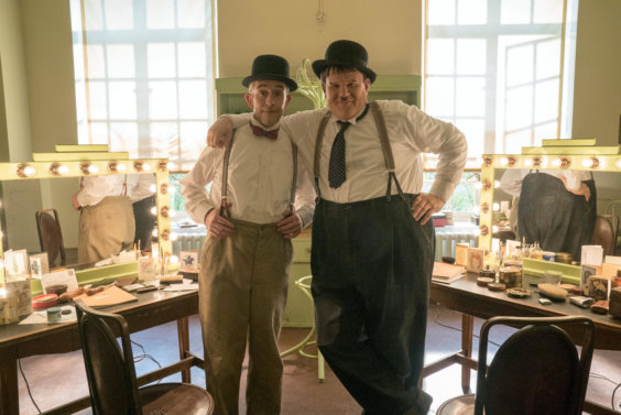 """「僕たちのラストステージ」""""Stan & Ollie""""(2018)"""