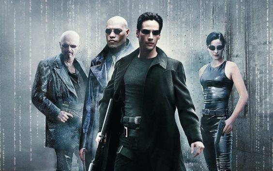 """「マトリックス」""""The Matrix""""(1999)"""