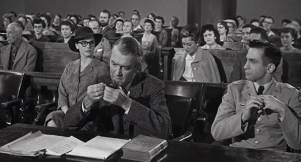 Anatomy of the Murder 1959