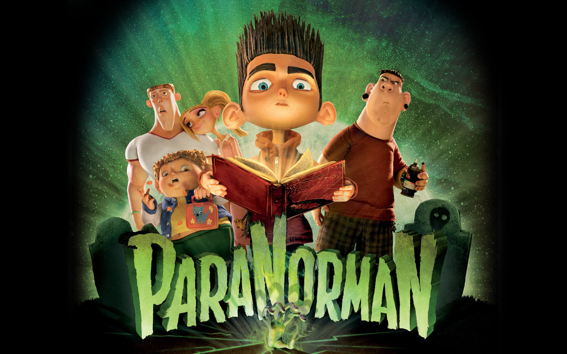 """「パラノーマン ブライス・ホローの謎」""""Paranorman""""(2012)"""