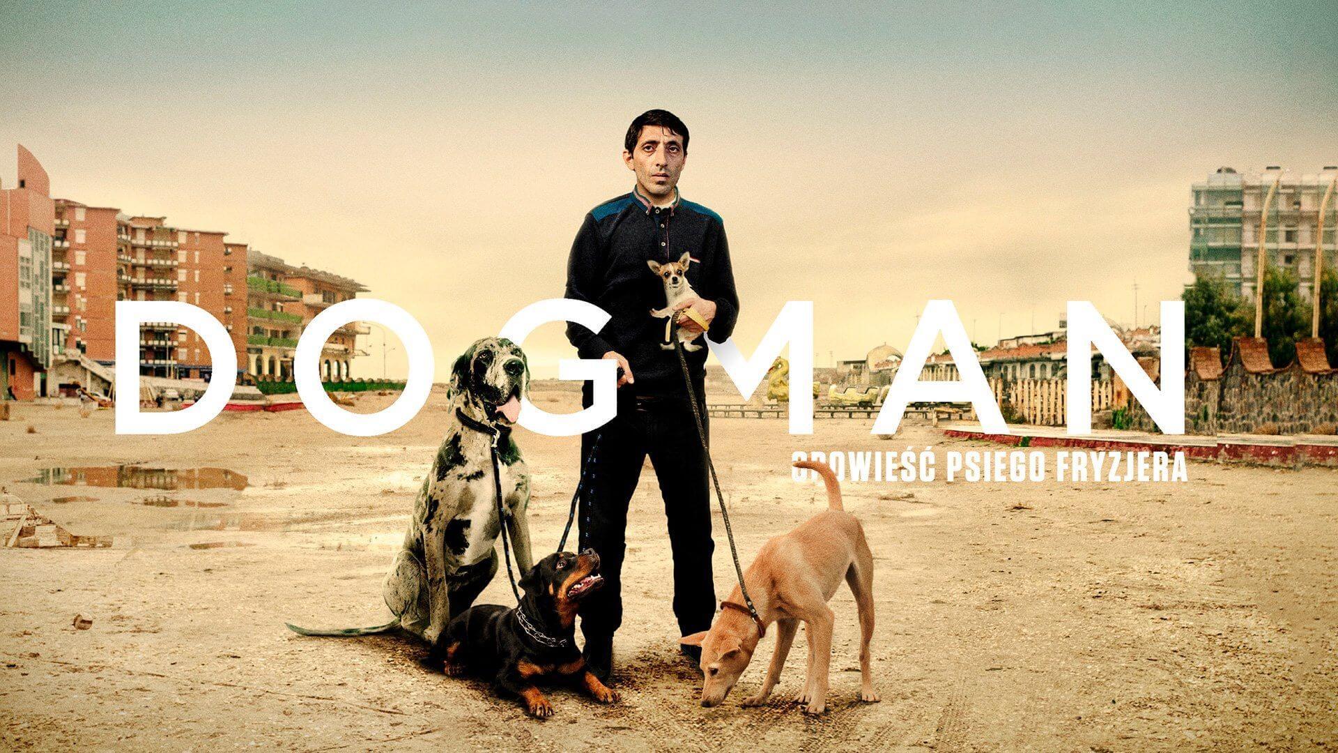 """「ドッグマン」""""Dogman""""(2018)"""