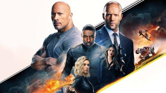 """「ワイルド・スピード/スーパーコンボ」""""Fast & Furious Presents: Hobbs & Shaw""""(2019)"""