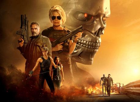 """「ターミネーター:ニュー・フェイト」""""Terminator: Dark Fate""""(2019)"""