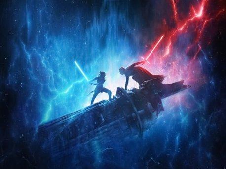"""「スター・ウォーズ/スカイウォーカーの夜明け」""""Star Wars: The Rise of Skyalker""""(2019)"""