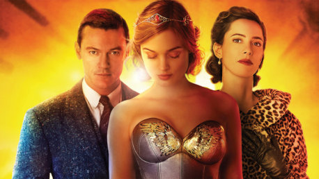 Professor Marston and the Wonder Women movie