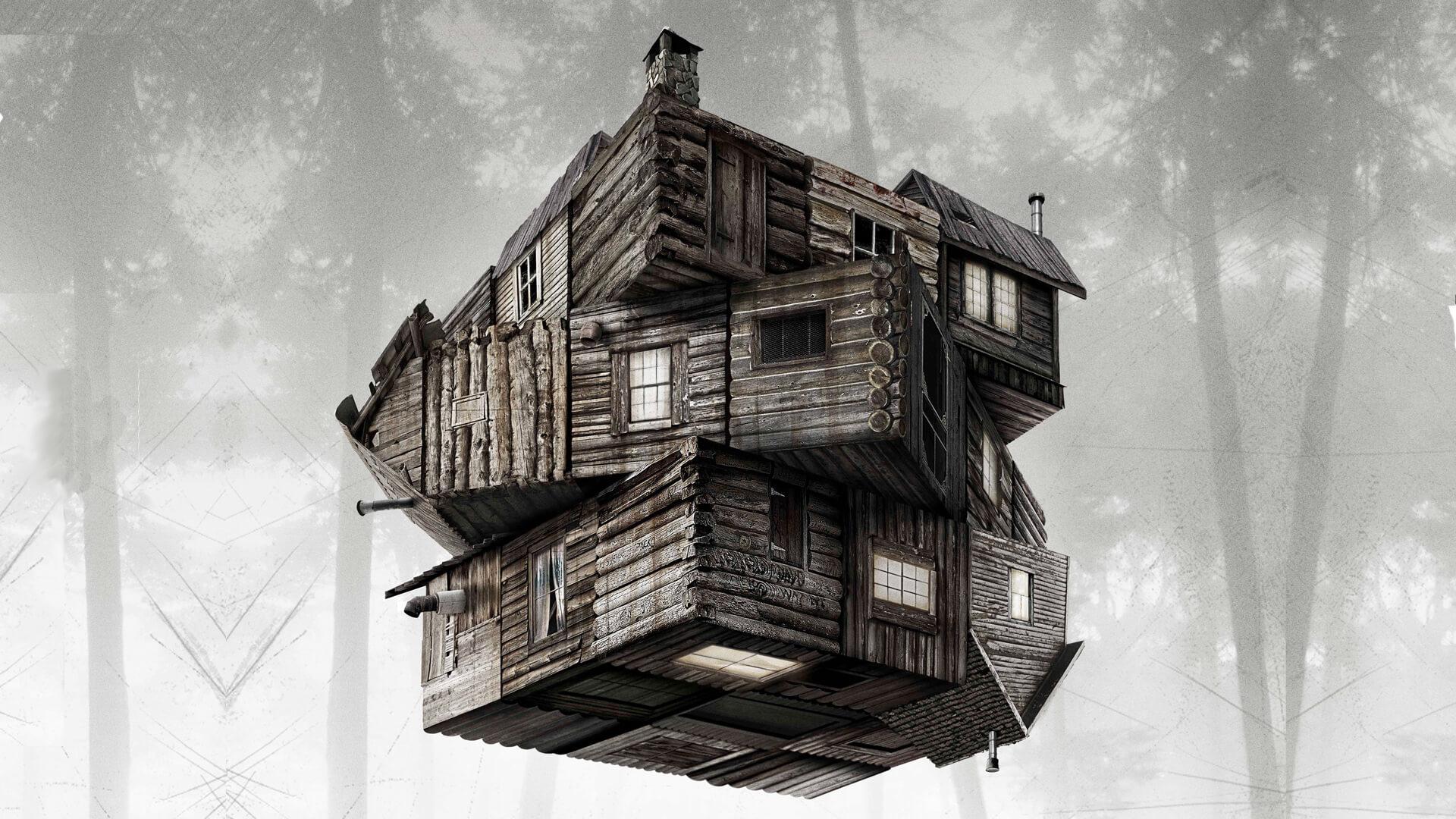 """「キャビン」""""The Cabin in the Woods""""(2012)"""