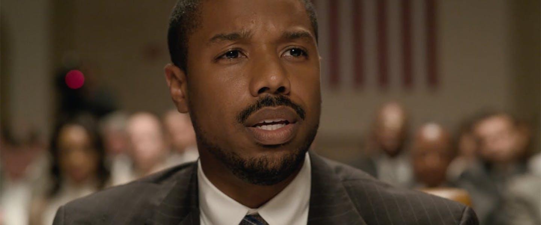 Michael B. Jordan-jamie Foxx-Destin Daniel Cretton-just-mercy-movie
