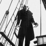 """「吸血鬼ノスフェラトゥ」""""Nosferatu""""(1922)"""