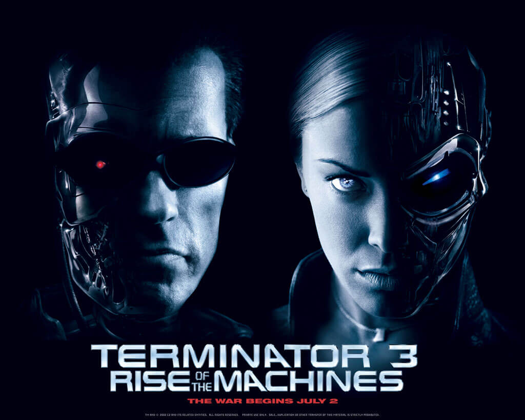 Terminator 3: Rise of the Machines-2003