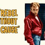 """「理由なき反抗」""""Rebel Without Cause""""(1955)"""