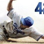 """「42 世界を変えた男」""""42″(2013)"""