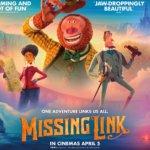"""「ミッシング・リンク 英国紳士と秘密の相棒」""""Missing Link""""(2019)"""