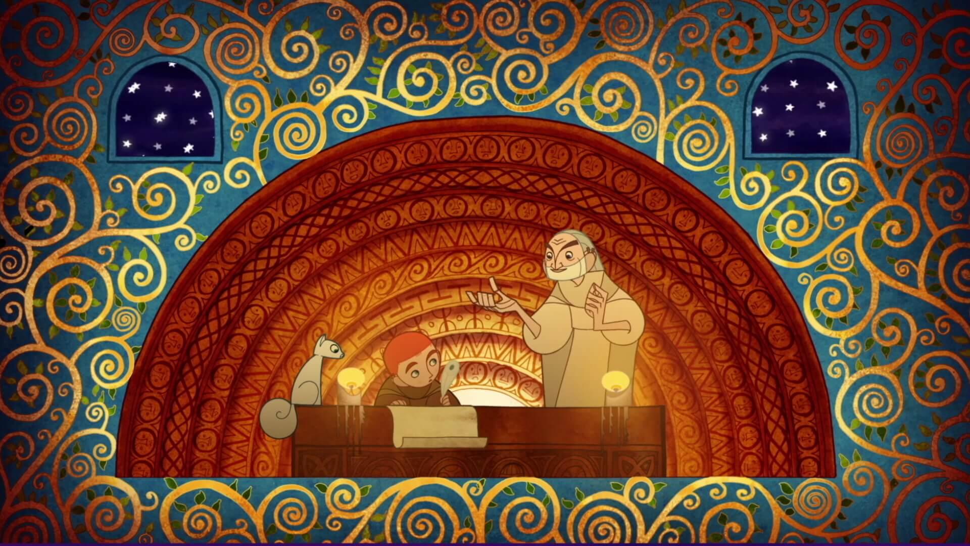 The Secret of Kells-2009-movie