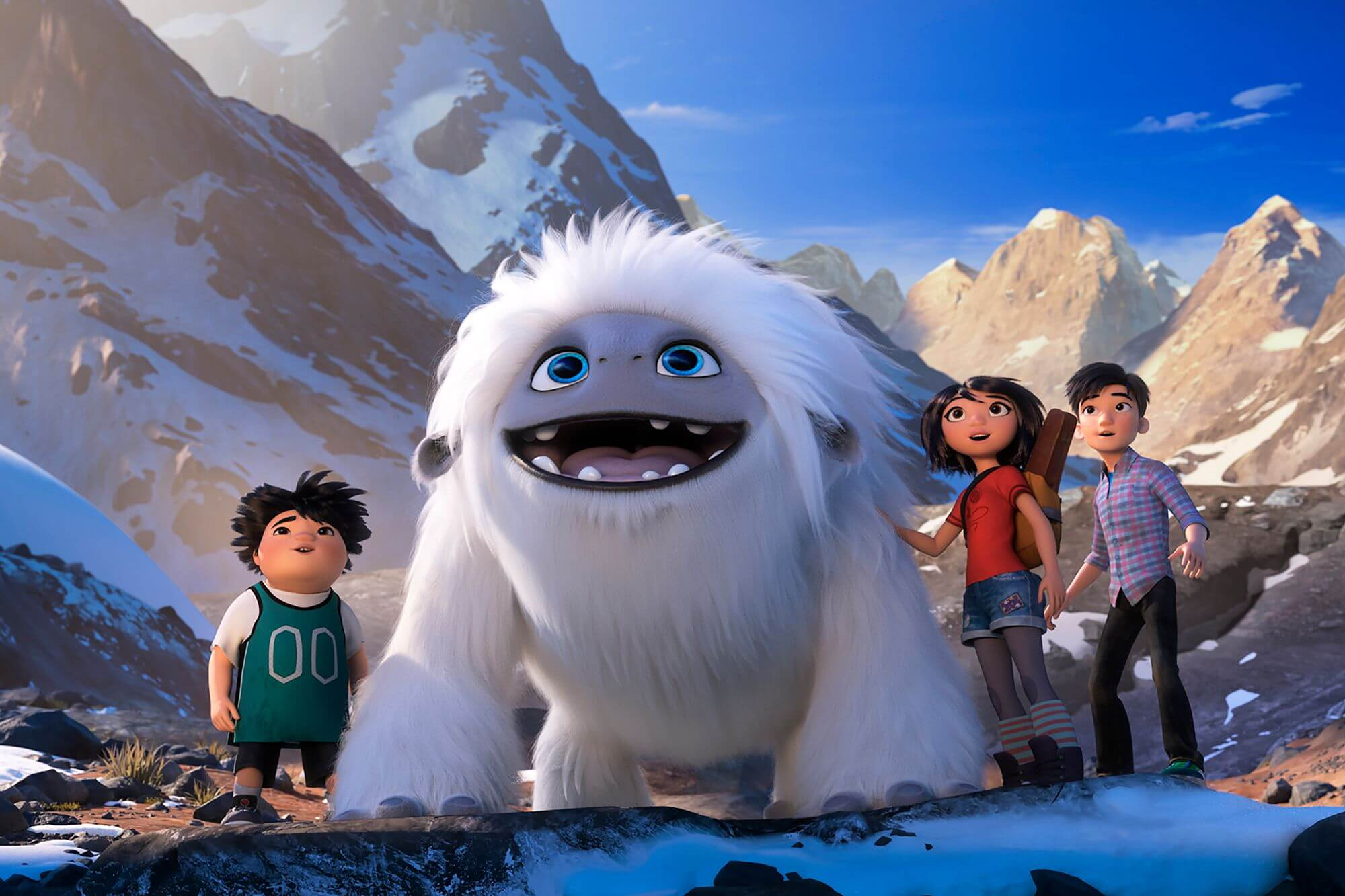 abominable film 2019