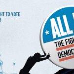 """「すべてをかけて:民主主義を守る戦い」""""All In: The Fight for Democracy""""(2020)"""