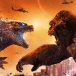 """「ゴジラvsコング」""""Godzilla vs. Kong""""(2021)"""